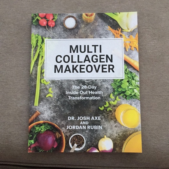 Other - Multi Collagen Makeover book